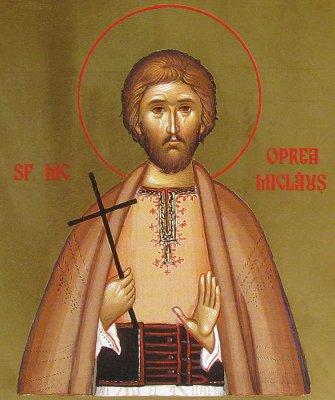 sf oprea miclaus Sfinţii Mărturisitori Ardeleni (21 Octombrie)
